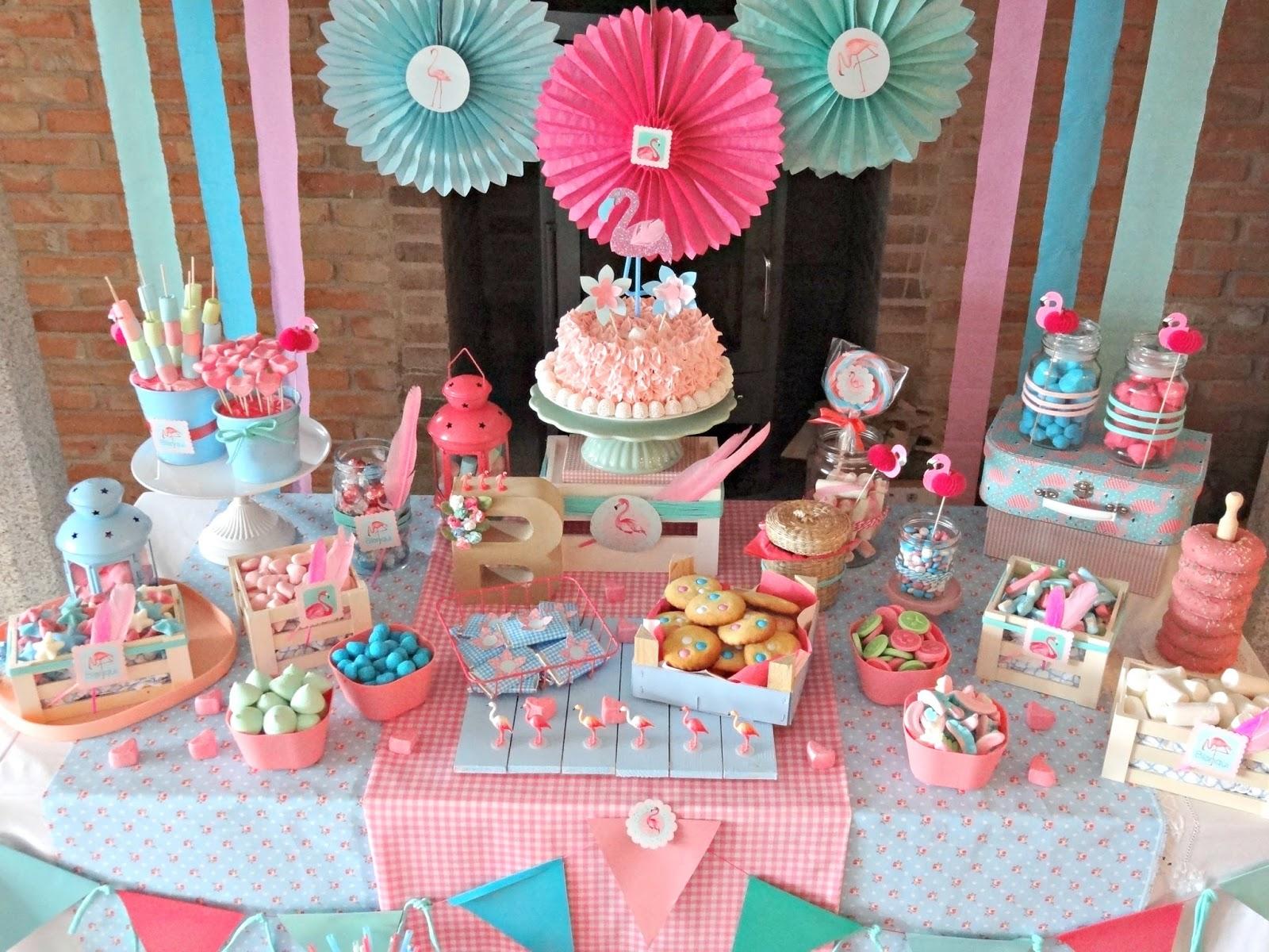 Celebra con ana compartiendo experiencias creativas for Decoracion cumpleanos nina