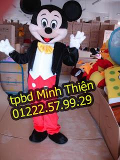 Chuyên Cho Thuê Đồ Mascot Mickey Tại Tphcm