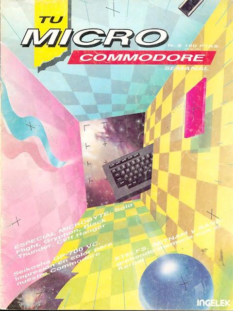 Tu Micro Commodore #06 (06)