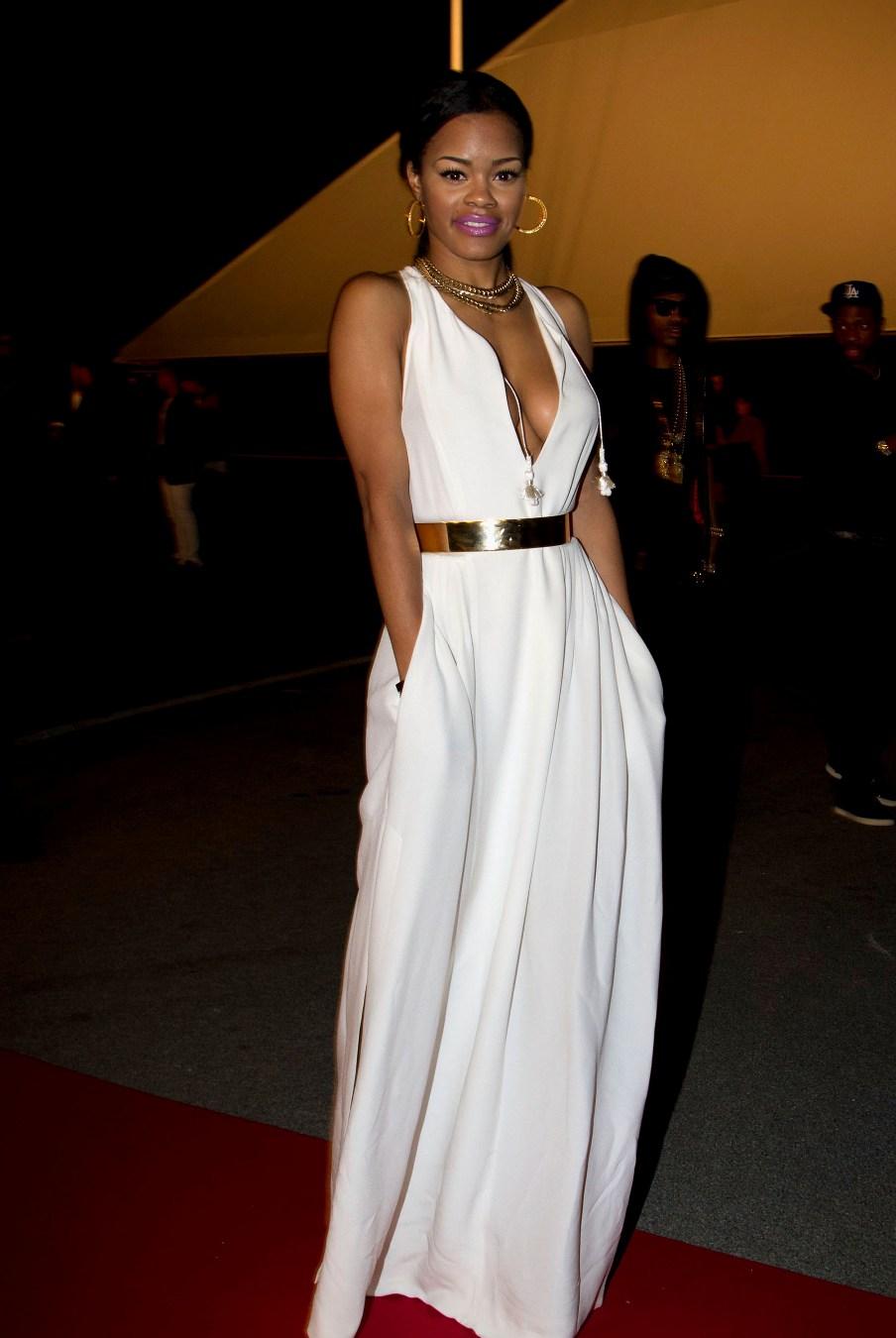 Love The Look Teyana Taylor Samtyms