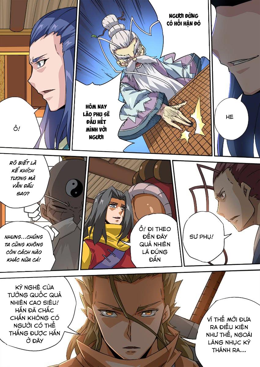 Quyền Bá Thiên Hạ Chap 172 - Trang 10