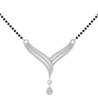 Diamond Mangalsutra UK