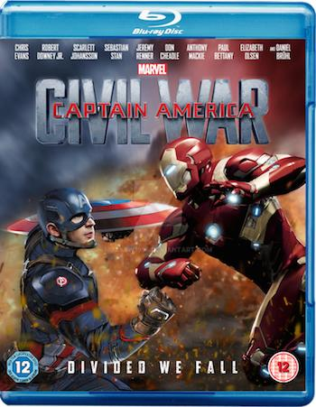Captain America Civil War 2016 480p 450MB