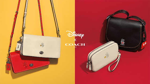 Disney for Coach Bags