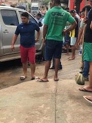 Empresário esclarece situação de acidente envolvendo Hilux e ciclista em Igarapé Grande