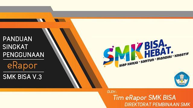 Download Panduan e-Rapor SMK