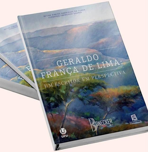 Livro destaca importância da obra de Geraldo França de Lima