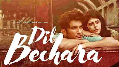 Dil.Bechara.2020.HINDI.720p full movie download