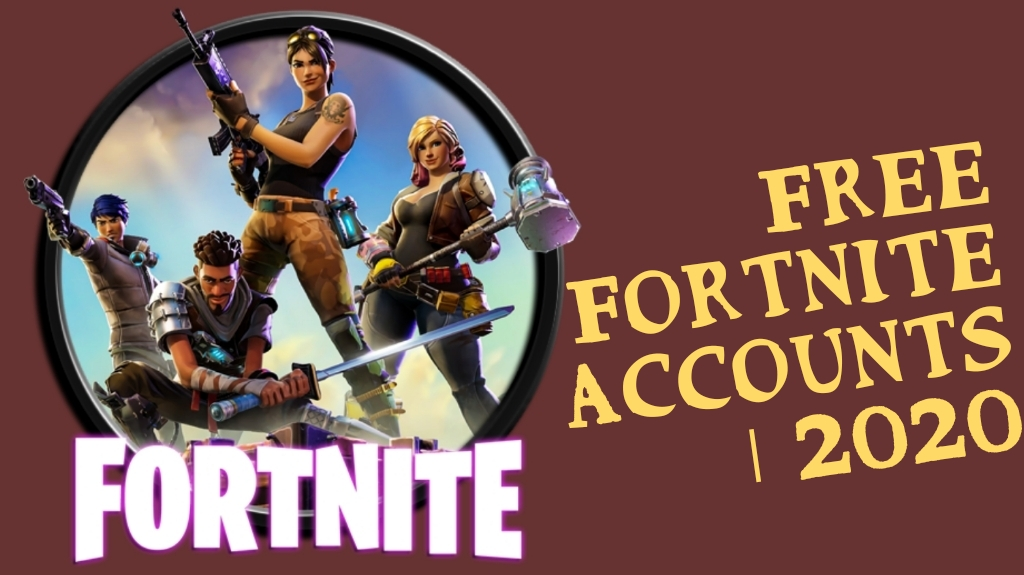 Madison : Fortnite account generator with email and password