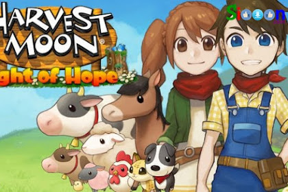 Free Download Game Harvestmoon Light of Hope for PC Laptop or Smartphone Android