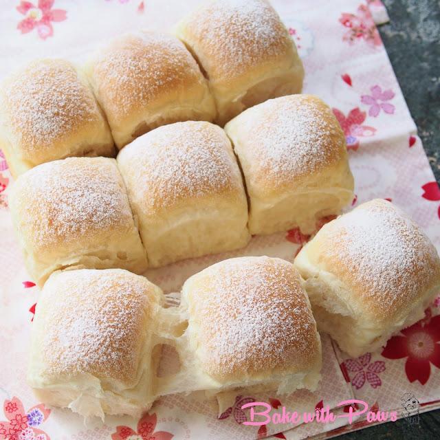Japanese Soft White Bread