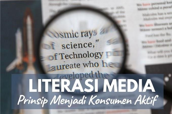 5 Prinsip Dasar Literasi Media