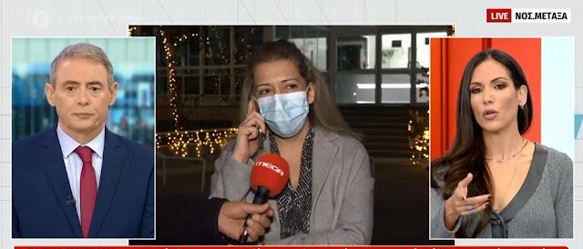"""Η νοσηλεύτρια που """"τάπωσε"""" τους συνωμοσιολόγους για το εμβόλιο (βίντεο)"""