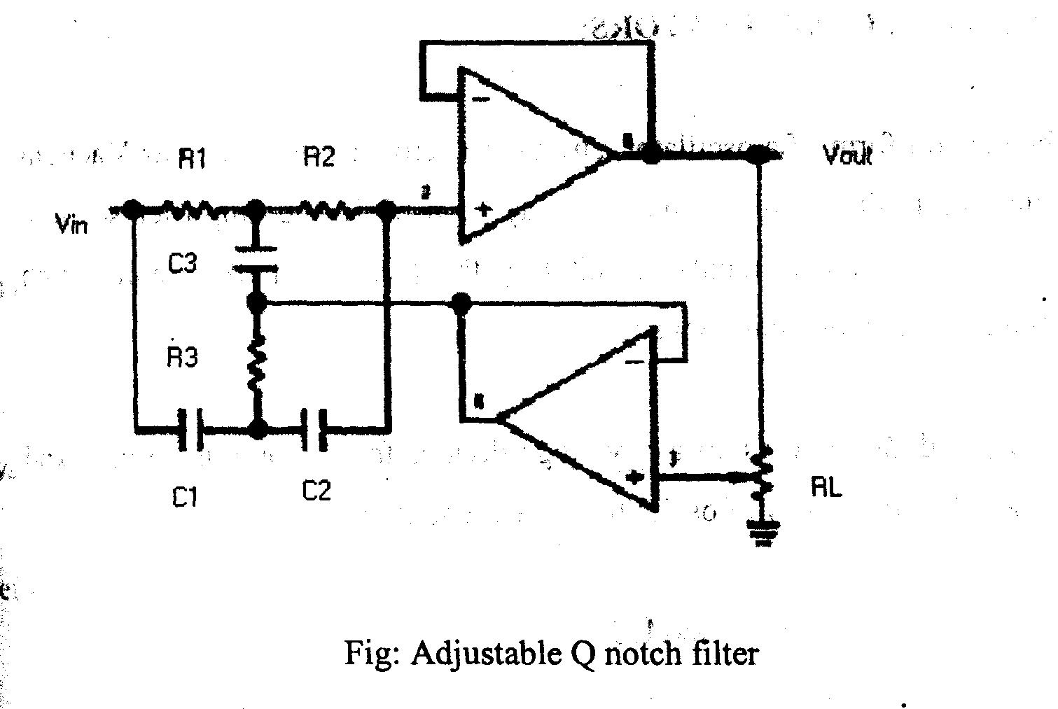 A Media To Get All Datas In Electrical Science Phase Shift Frequency Changer Circuit An Interesting Change The High Q Twin T Occurs When Components Are Not Exactly Matched Ratio