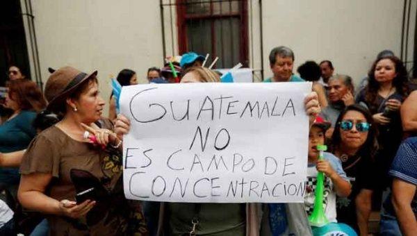 """Guatemala mantiene acuerdo de """"tercer país seguro"""""""