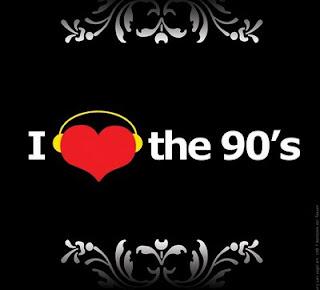 Auge de los 90