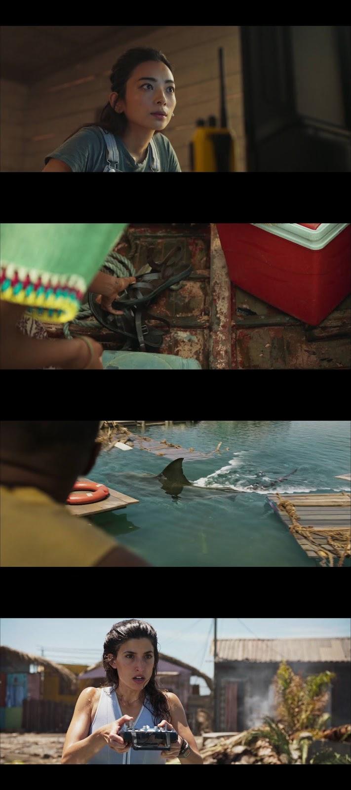 Deep Blue Sea 3 HD FULL 1080p Latino (2020)