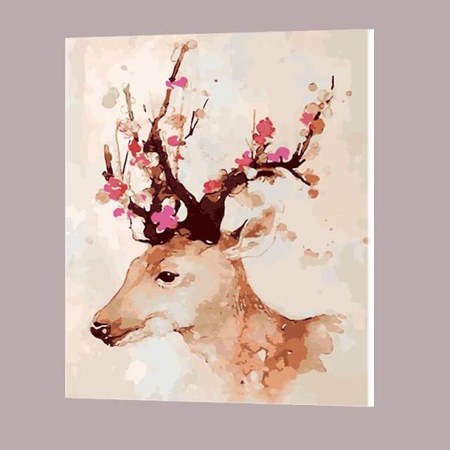 Tranh son dau so hoa tai Duc Thang