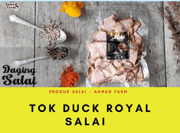 Produk Salai Ahmad Farm – Tok Duck Royal Salai Halal