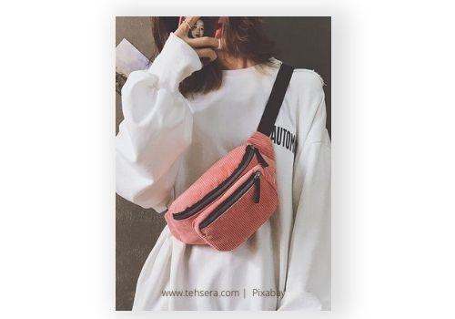 waist bag tas wanita stylish