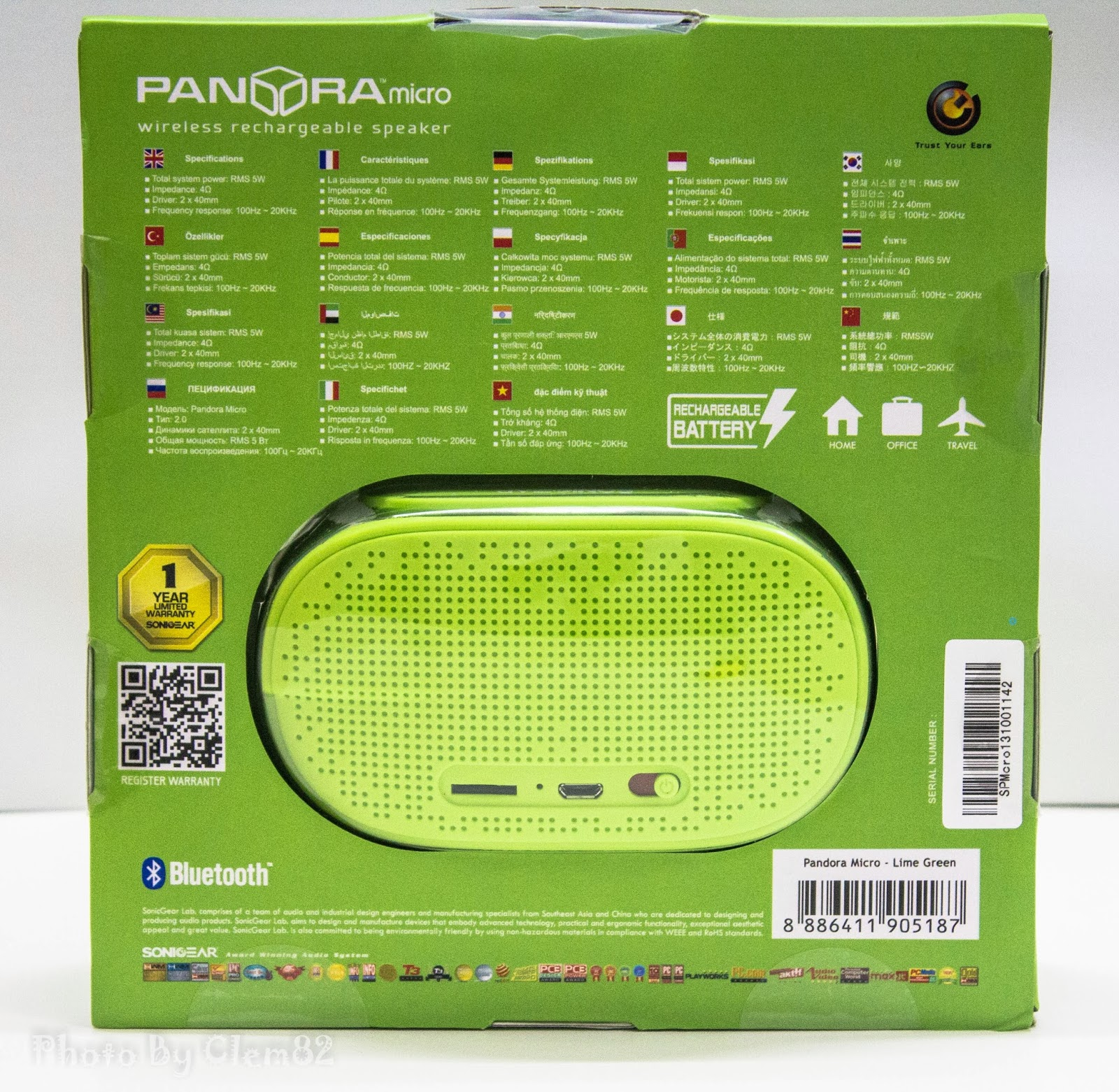 Opening Pandoras Box Sonicgear Pandora Wireless Bluetooth Media Quatro 2 Super Loud 20 Usb Speaker By Green The Package Youll Find Micro Unit A To Cable 35mm Audio And User Manual