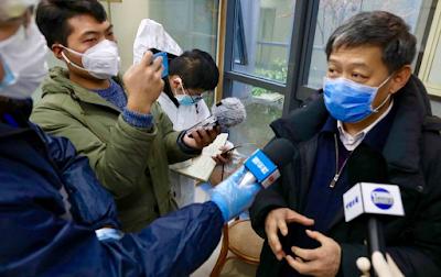 От коронавируса умерло больше тысячи человек