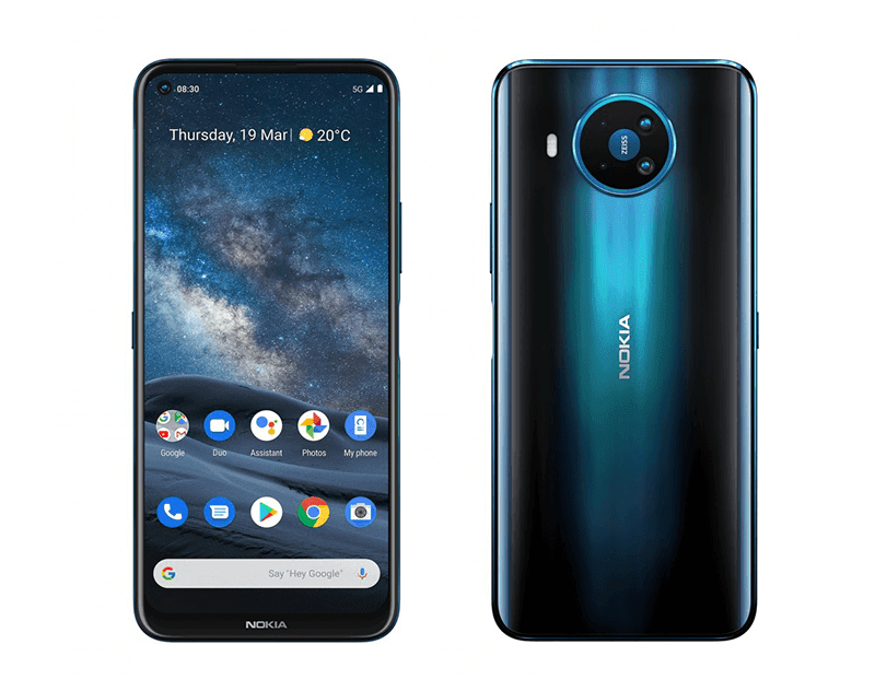 Nokia 2.4 and 3.4 now official, Nokia 8.3 5G becomes available globally