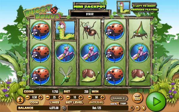 Main Gratis Slot Indonesia - Buggy Bonus Habanero