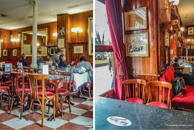 Madri: Gran Café Gijón