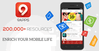 Download 9apps APK Latest Version For Android Phone