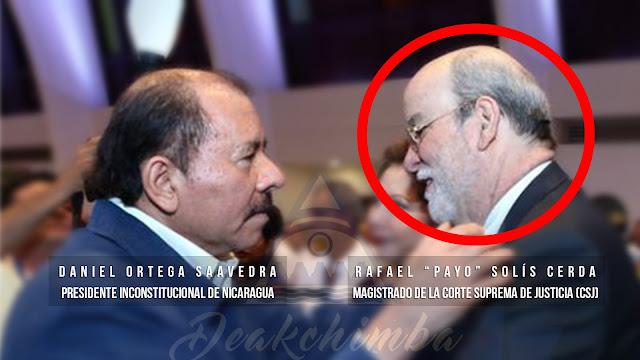 """Rafael """"Payo"""" Solís, Hombre Fuerte De Daniel Ortega"""