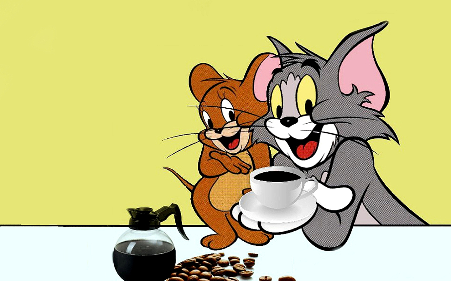 15 Life Lessons We Learned From The Tom And Jerry Show