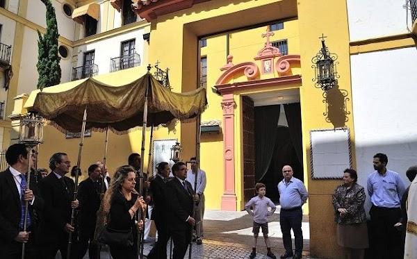 La agrupación Virgen de los Reyes participará en la procesión de impedidos de las Siete Palabras de Sevilla