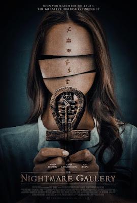 The Nightmare Gallery [2018] [DVD] [R1] [NTSC] [Subtitulada]