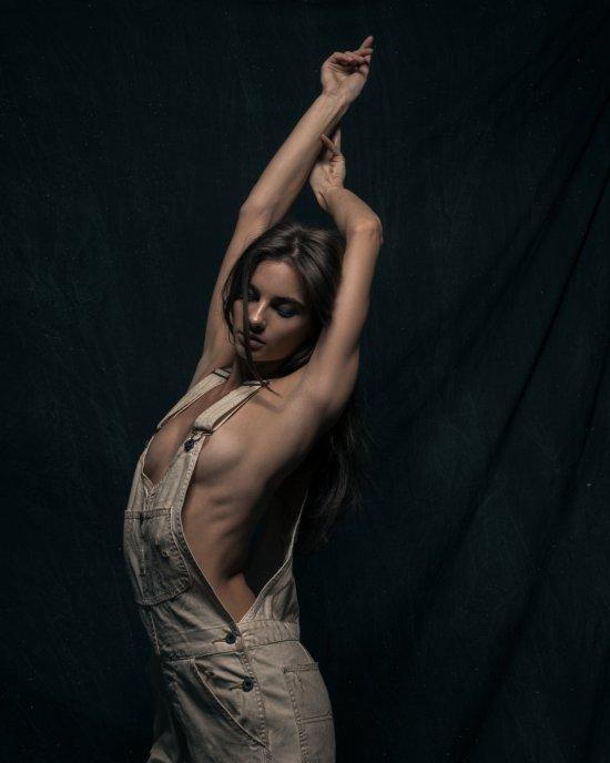 Piers Bosler arte fotografia mulheres modelos fashion beleza - Rayne Ivanushka