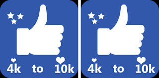 4K to 10K Liker APK
