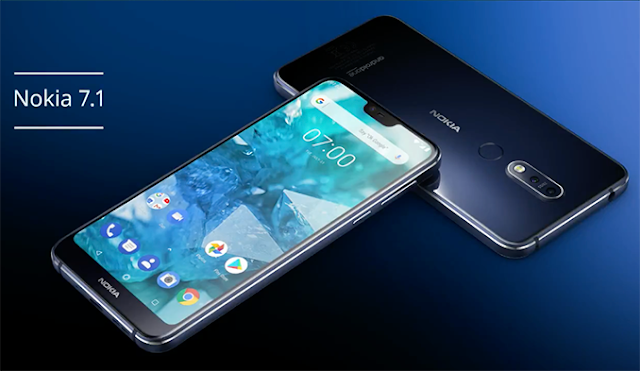 new phone Nokia 7.1 is the flagship handset with the best new prices