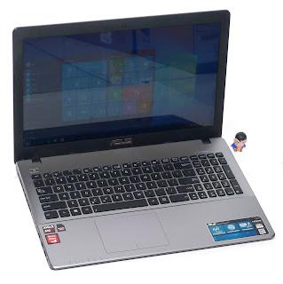 Laptop Gaming ASUS X550ZE AMD 10