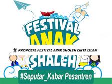 Proposal Festival Anak Sholeh Cinta Islam (UKM Pesantren Tinggi Al Islam)