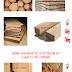 Hình ảnh minh họa gỗ ghép Thông