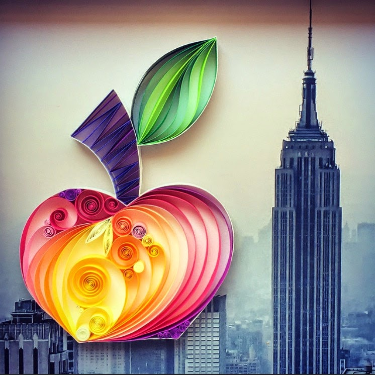 22-Big-Apple-Sena-Runa-Drawing-and-Quilling-a-match-made-in-Heaven-www-designstack-co