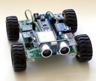 Jenis Arduino Robot