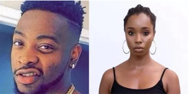 BBNaija 2018: Bambam caught on camera giving Teddy A handjob [ VIDEO]
