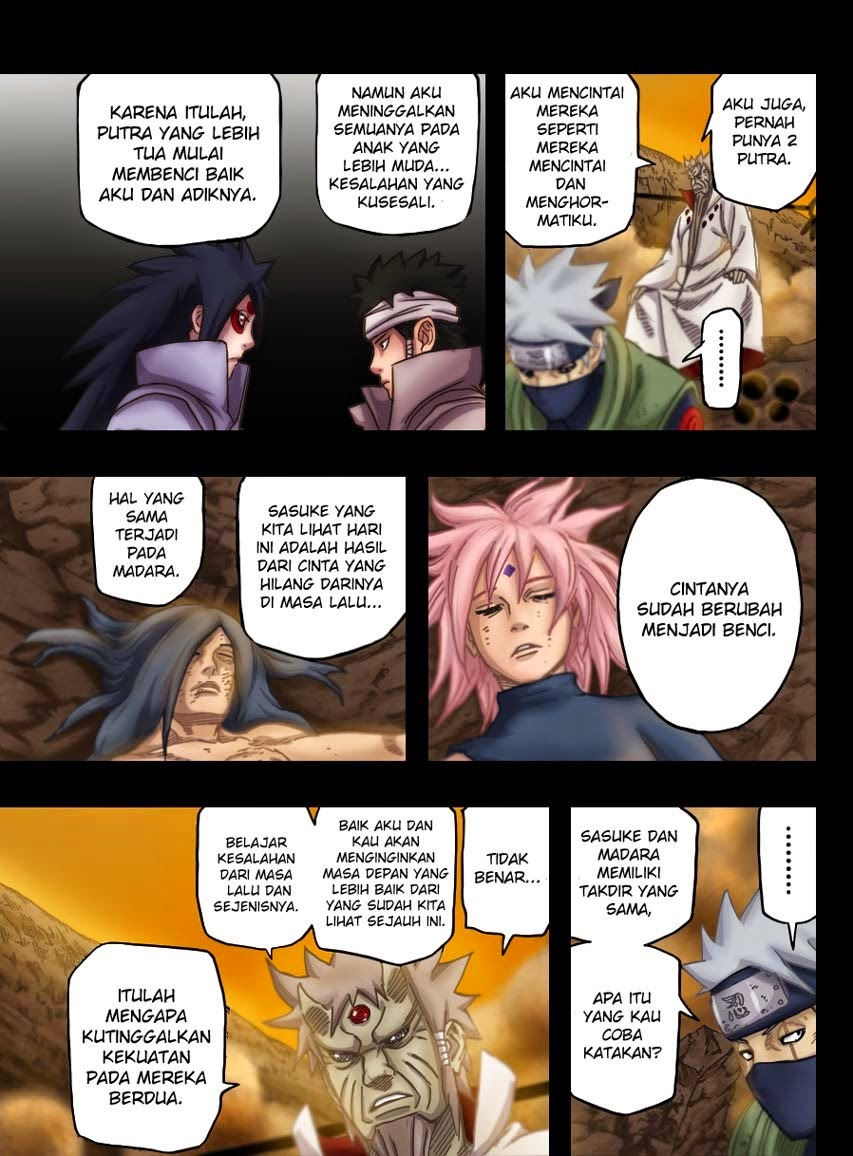 Kumpulan Gambar Lucu Meme Komik Naruto