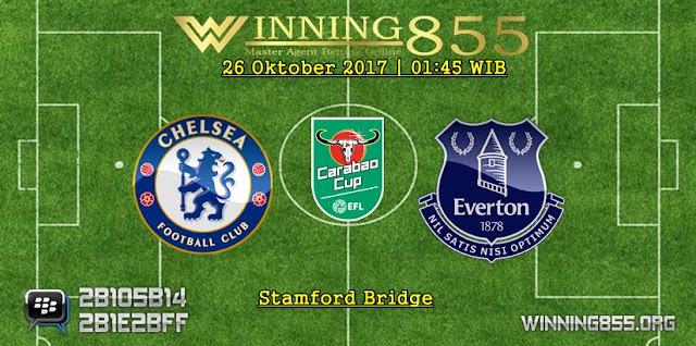 Prediksi Chelsea vs Everton | 26 Oktober 2017