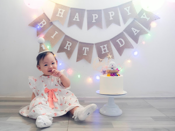 Celebrating Our Baby First Birthday - Tips For Baby Birthday at Home in Lockdown