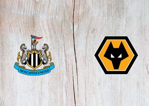 Newcastle United vs Wolverhampton Wanderers -Highlights 27 February 2021