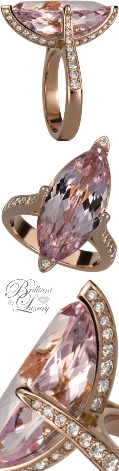 Brilliant Luxury ♦ Bobby White Mora Ring