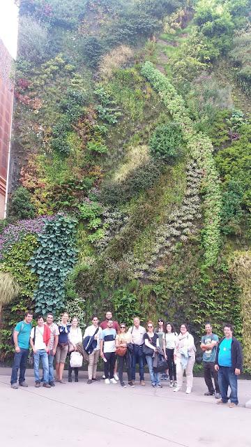 Jardin vertical caixa forum