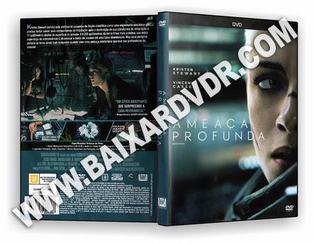 Ameaça Profunda (2020) DVD-R OFICIAL